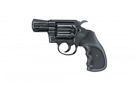Colt Detective Special cal. 9 mm R.K. - Schwarz