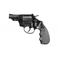 Smith & Wesson Combat cal. 9 mm R.K. - Schwarz