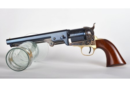 300.103 Colt Navy 1847/51 Oval HEGE-Blue, 7,5