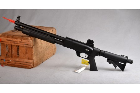 T4E SG68 RAM: PUMP GUN - Home Defense 7,5 Joule Kaliber 68