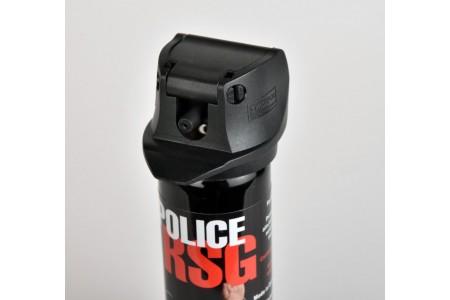 Pfefferspray Police RSG Profi-Abwehrspray, Konzentrat: 13,2%, Weitstrahl 50ml - Sofortlieferung!