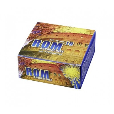 Feuerwerk Umarex Rom, 10teilig cal. 15mm Pyrotechnik