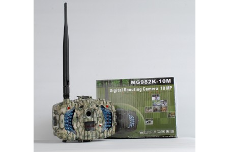 Wildkamera Bolyguard MG982k-10m MMS/GPRS Wildkamera 10MP 720 HD