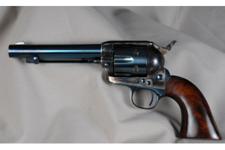 400.002  Cattleman 4mm, M20, Revolver 5 1/2