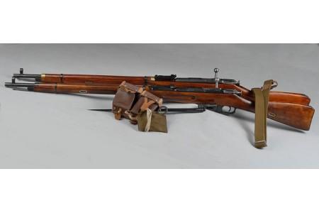 110.502 Russisches Gewehr Mosin Nagant 1891/30 kal. 7,62x54R