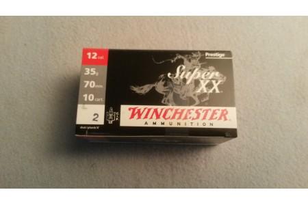 460.265 12/70 Winchester Super XX Jagdschrotmunition