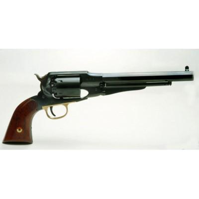 SET Vorderlader Revolver Remington New Army 1858 Match Cal.44, Blei-Rundkugeln,  Zündhütchen, Verdaemmungspfropfen
