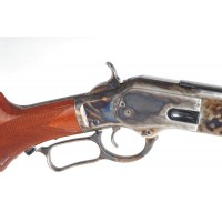 350.104./105/.106  Western Special Rifle 1873, Pistolengriff, 24