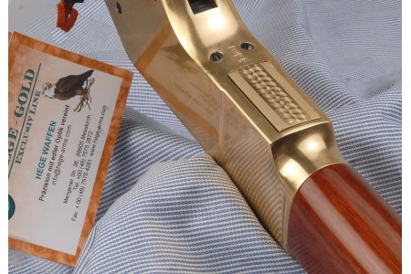 350.000 HEGE GOLD LINE 1866 Rifle .22