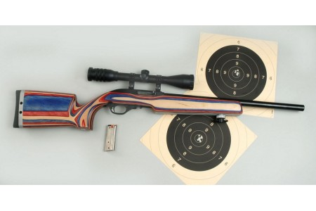 370.020 HEGE-Marlin 7T Match Color, 22lr
