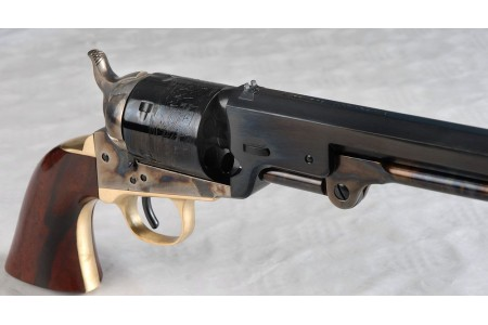 350.479 MAN WITH NO NAME - Richards auf Basis Navy51  -Filmrevolver, 7 1/2
