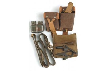 150.031 Doppel Patronentasche für Russ. Mosin Nagant