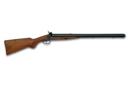 339.005 SIDE BY SIDE SLUG, Percussion Shotgun for small shots and slugs