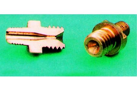 392.119/392.125/392.127 Nipple HEGE-Turbo-Berryllium Revolver