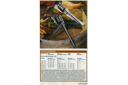300.232 Vorderlader Revolver Remington New Army 1858 Match Cal.44