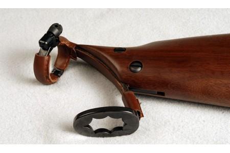 USA.133 Gewehrschaft für die Howdah-Pistole