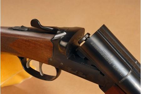 371.450 Coach Gun mit innenliegenden Hähnen Wells & Fargo I Kal..12/70